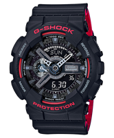 Picture of CASIO G-SHOCK   GA-110HR-1ADR
