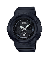 Picture of CASIO BABY-G  BGA-190BC-1BDR