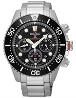 Picture of SEIKO SOLAR CHRONOGRAPH DIVER 200 m  SSC015P1