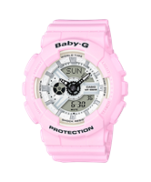 Picture of CASIO  BABY-G  BA-110BE-4A