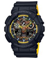 Picture of CASIO G-SHOCK   GA-100BY-1A