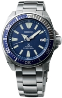 Picture of SEIKO AUTOMATIC  Samurai   SRPB49K สีน้ำเงิน