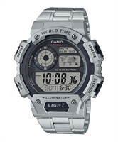 Picture of CASIO AE-1400WHD-1AV แบตเตอรี่ 10 ปี