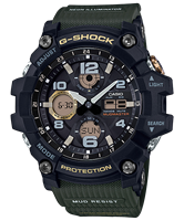 Picture of CASIO G-SHOCK GSG-100-1A3 สีเขียว