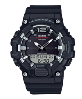 Picture of CASIO  HDC-700-1AV สีดำด้าน