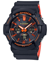 Picture of CASIO G-SHOCK SOLAR GAS-100BR-1A