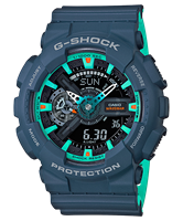 Picture of CASIO G-SHOCK   GA-110CC-2A