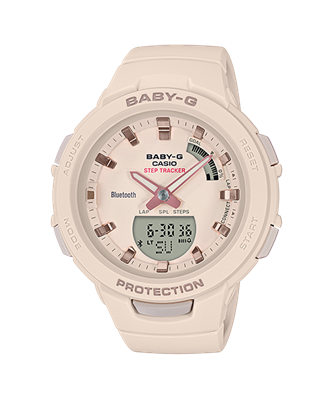Picture of CASIO BABY-G  BSA-B100-4A1