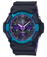 Picture of CASIO G-SHOCK GAS-100BL-1A