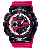 Picture of CASIO G-SHOCK GA-110RB-1A