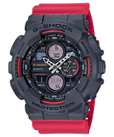 Picture of CASIO G-SHOCK GA-140-4A