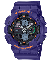 Picture of CASIO G-SHOCK GA-140-6A