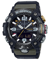Picture of CASIO G-SHOCK GG-B100-1A3 MUDMASTER