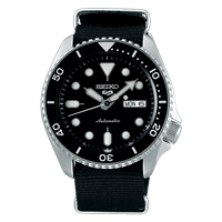 Picture of SEIKO Automatic New 5 Sports SRPD55K3