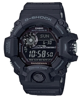 Picture of CASIO  G-SHOCK   GW-9400-1B  RANGEMAN (Solar)
