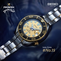 Picture of SEIKO SUMO ZIMBE 15 LIMITED SPB194J